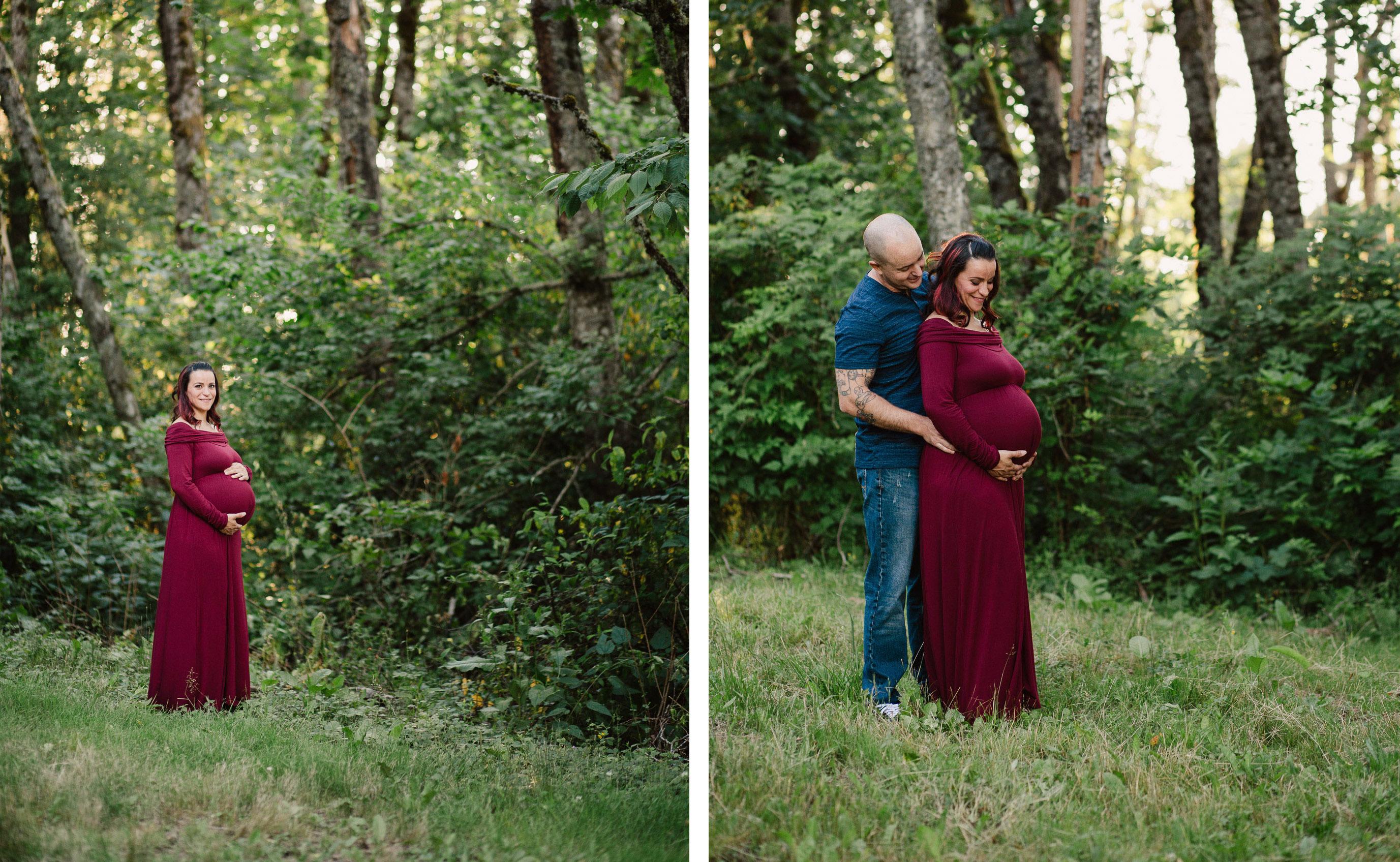 Gresham Maternity Photographer