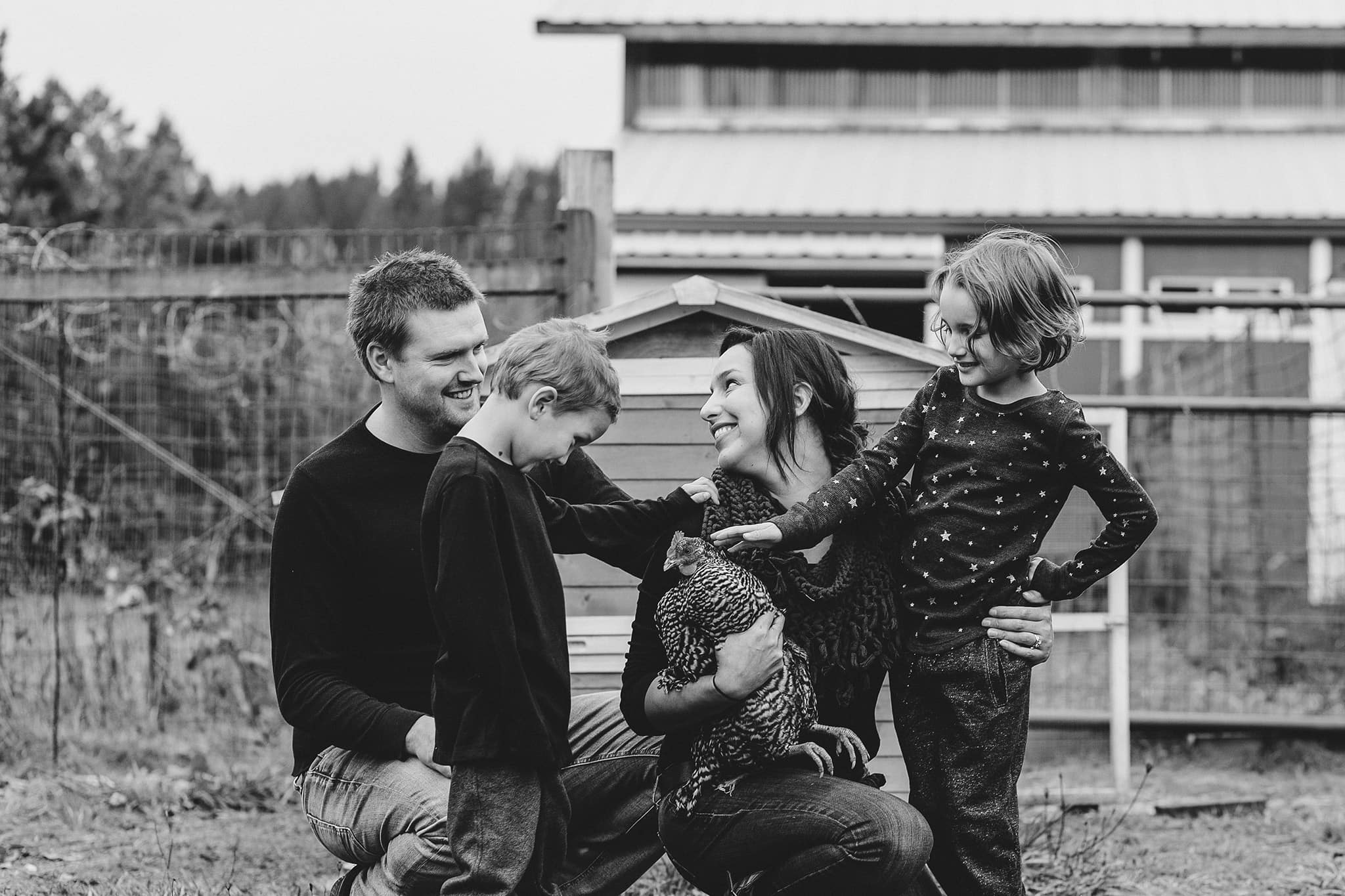 family photography in Portland, Oregon
