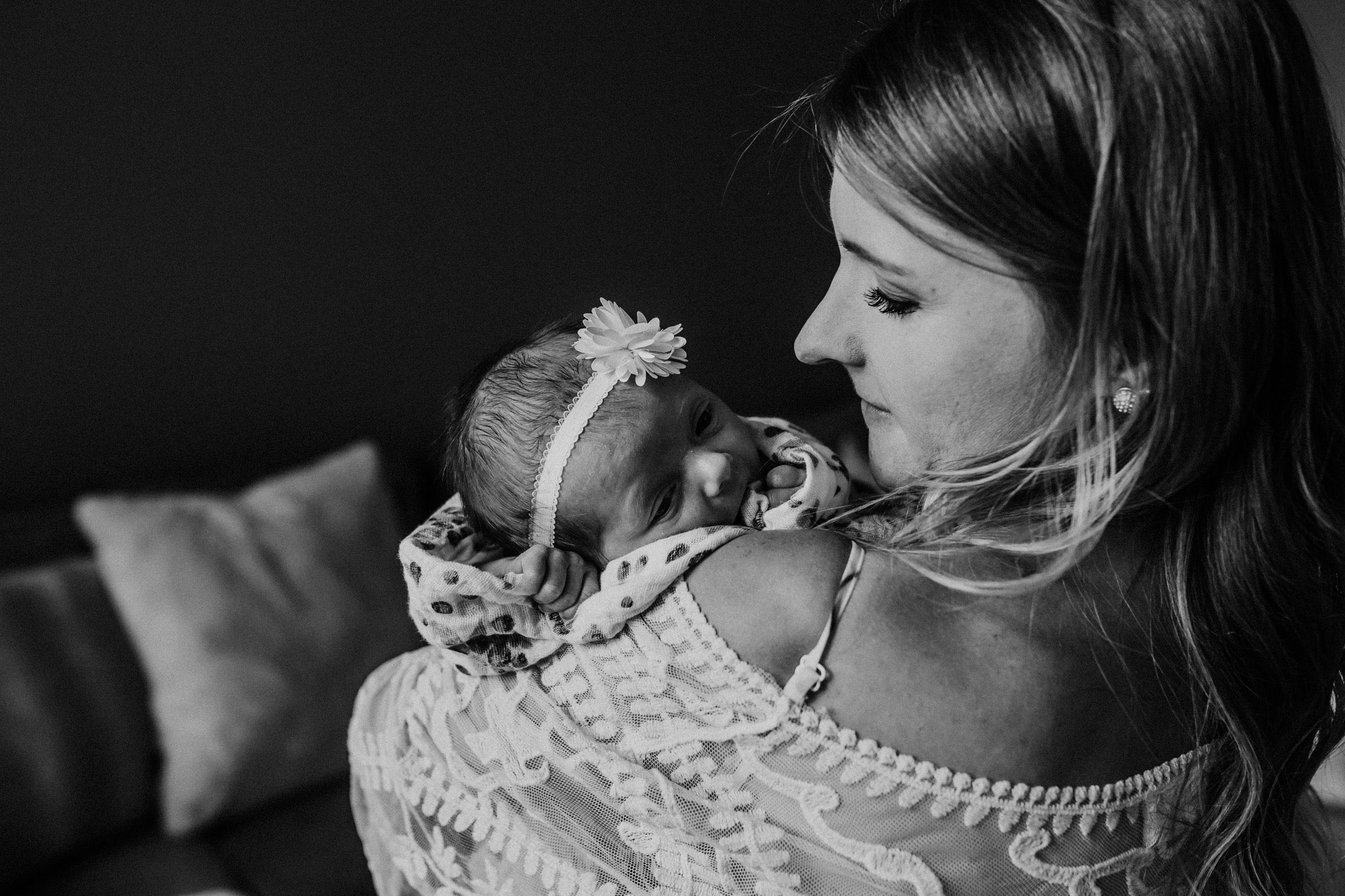 portland newborn lifestyle photography
