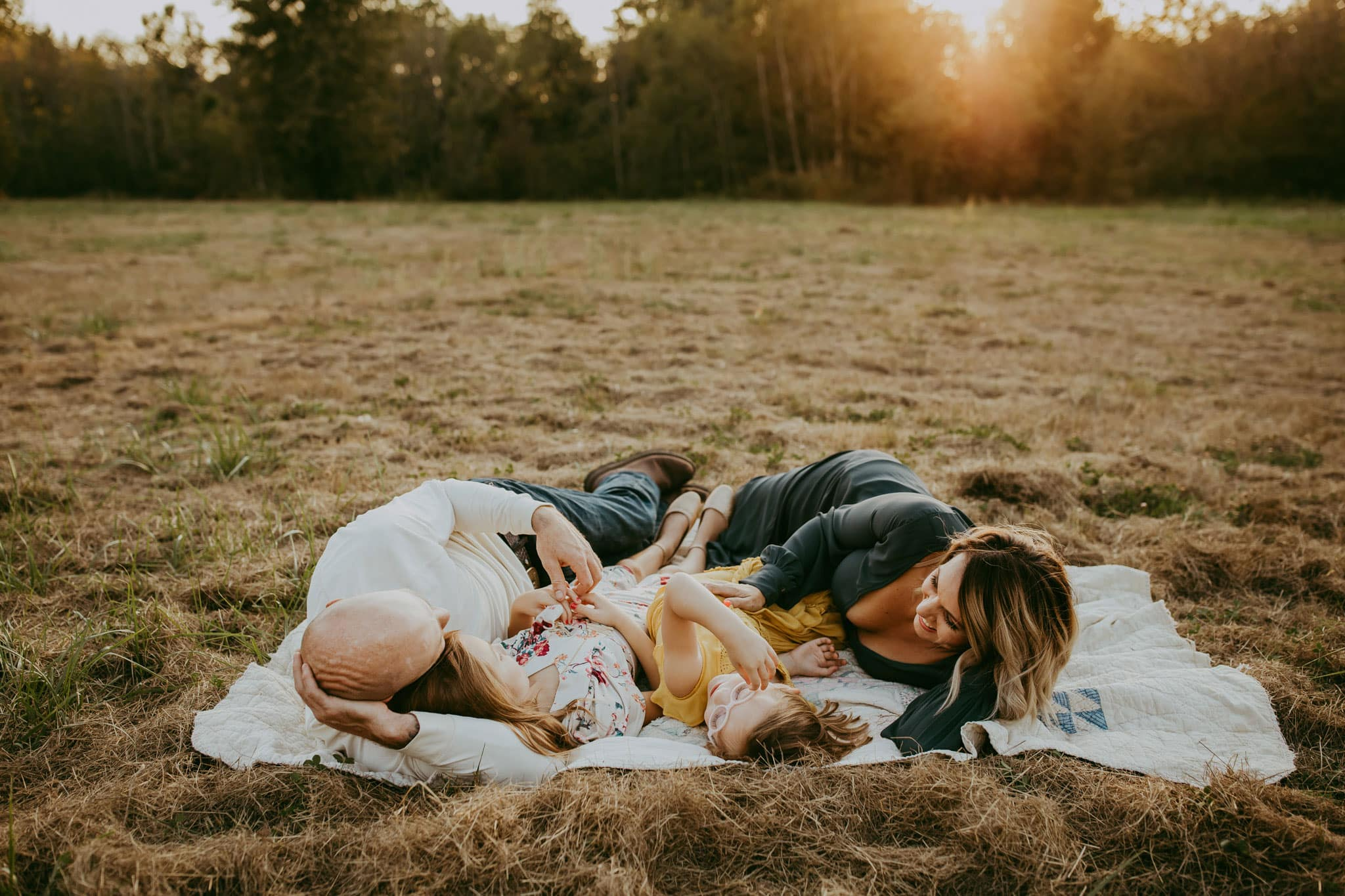 Portland OR family photographer