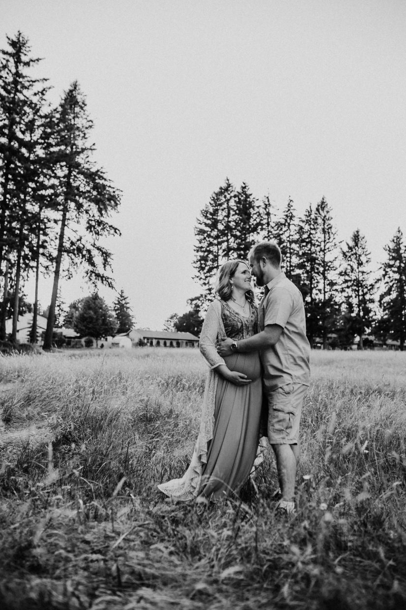 Portland OR Maternity Photographer
