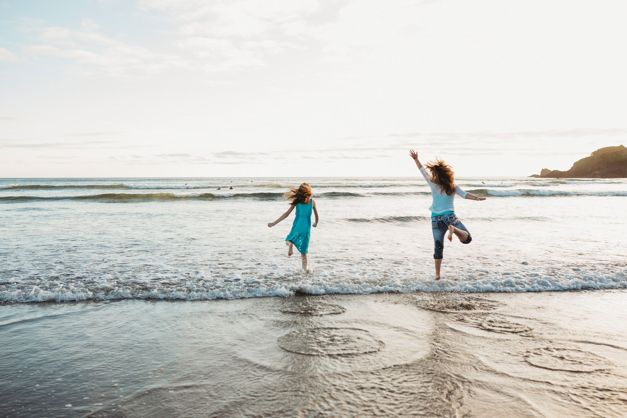 Oregon Coast Family Photographer
