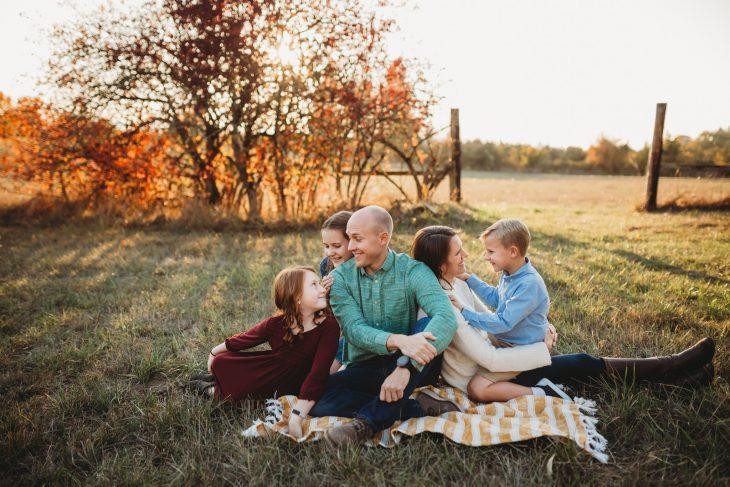 Portland Outdoor Family Photography