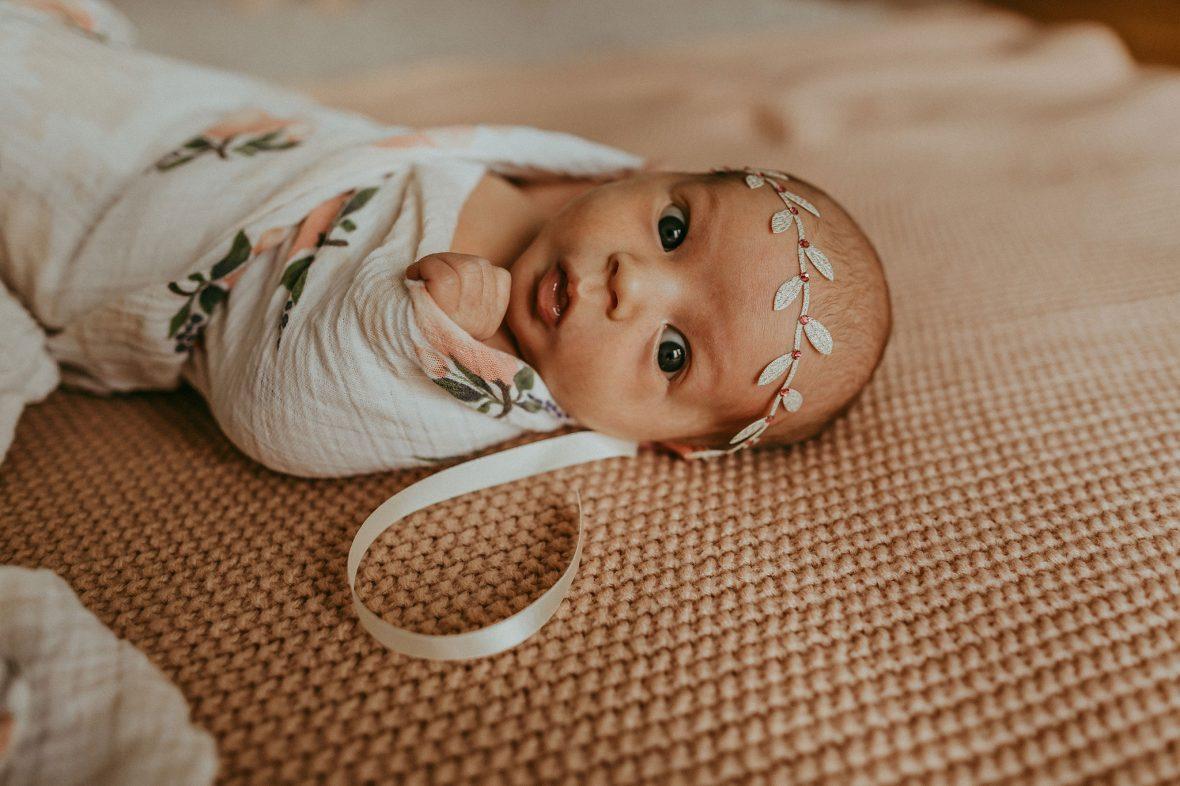 Newborn Lifestyle Photography Portland Oregon