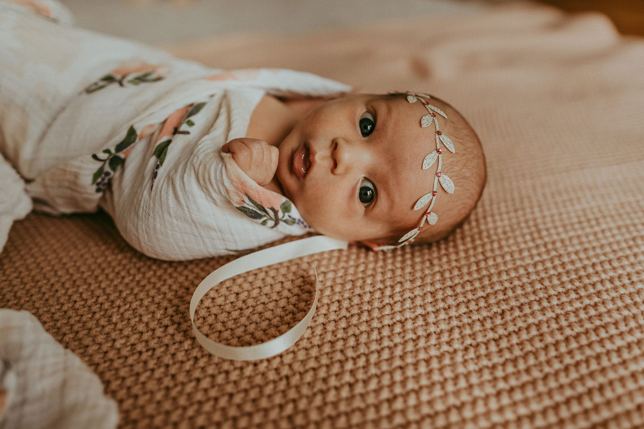 Newborn Lifestyle Photography Portland Oregon