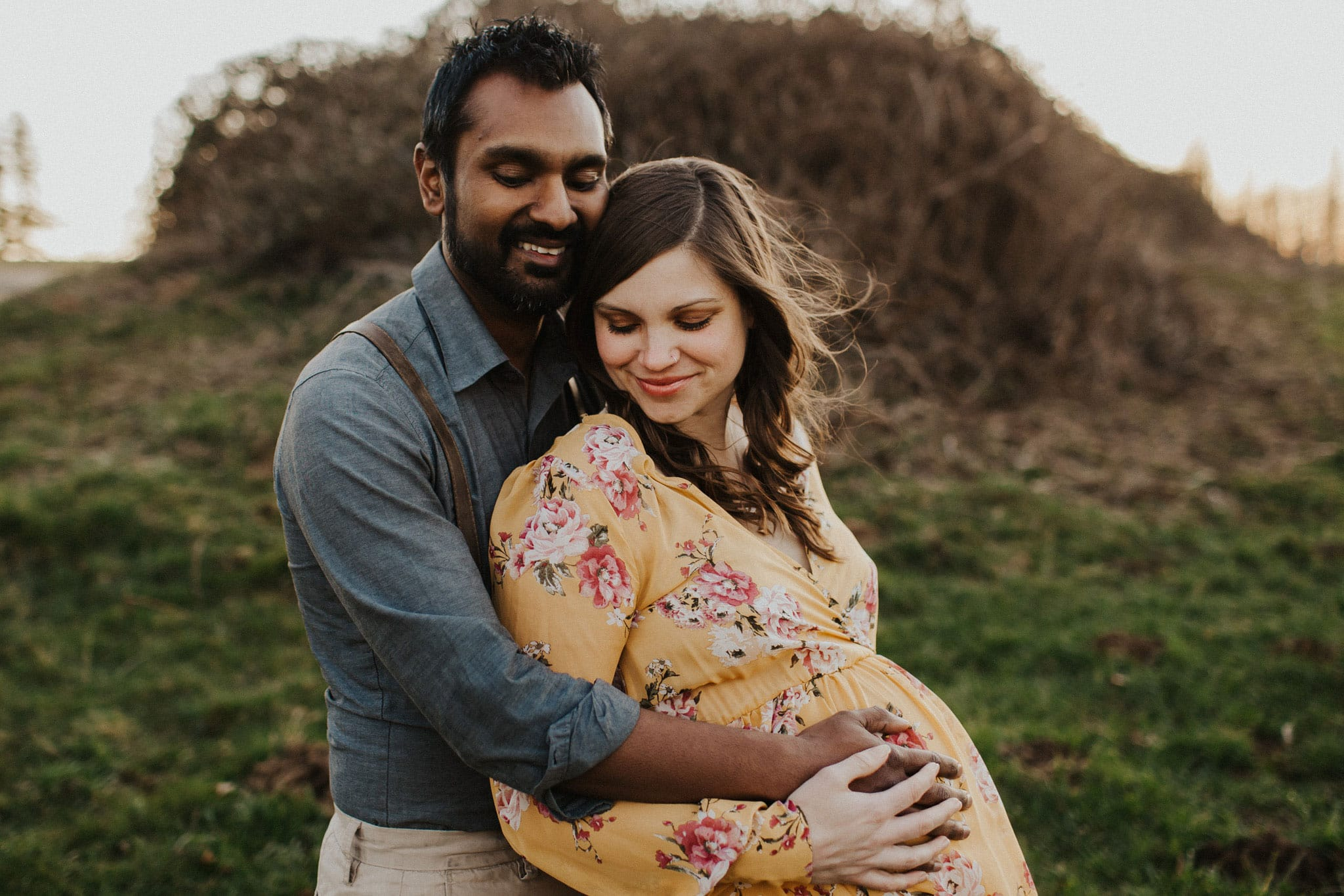 Lifestyle Maternity Family Photography