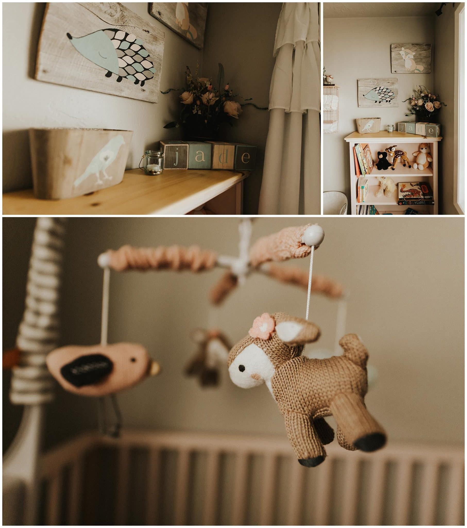 newborn nursery in oregon