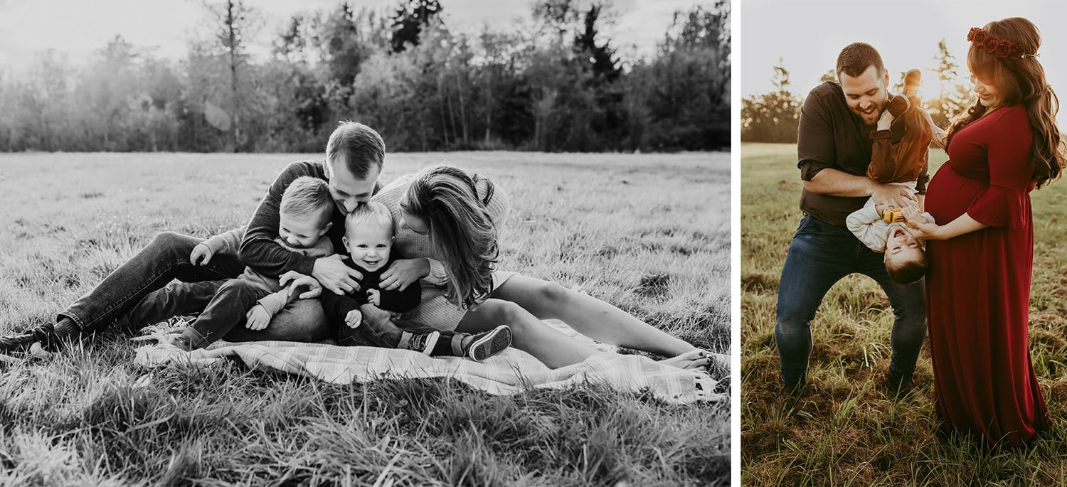 candid lifestyle family photographer