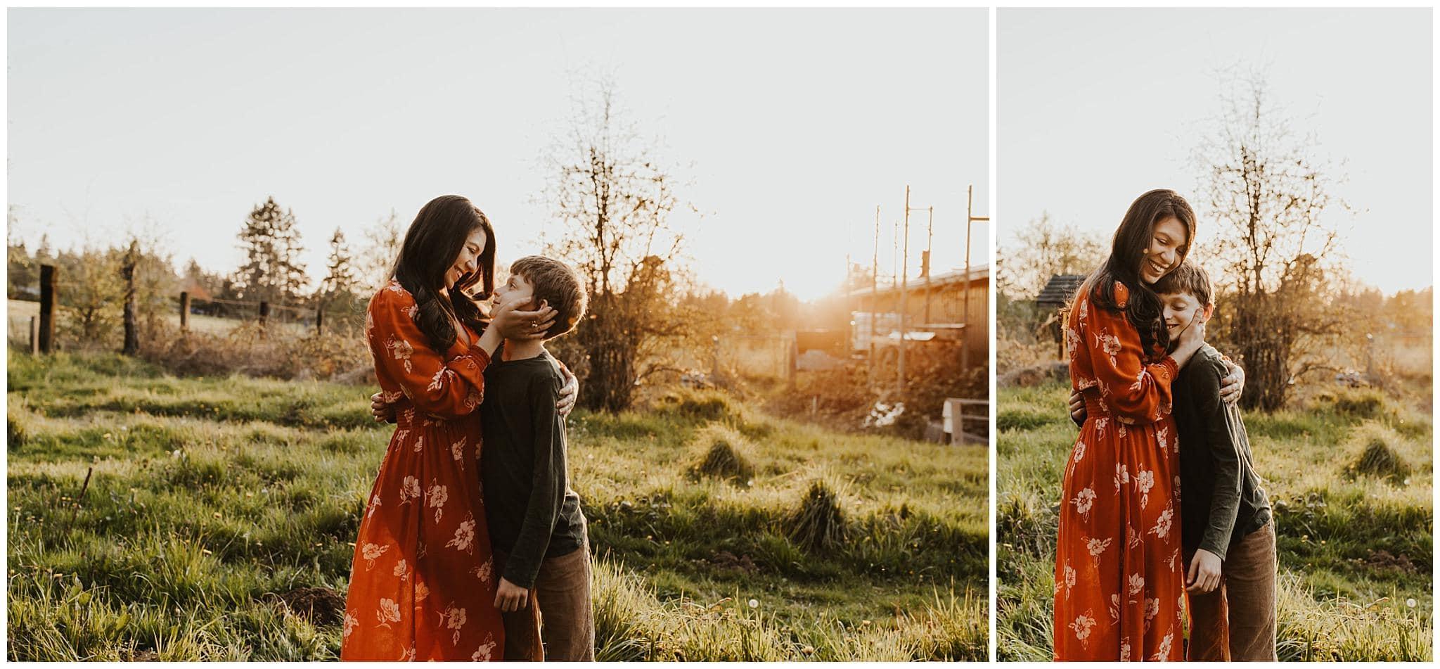 Portland OR creative photographer