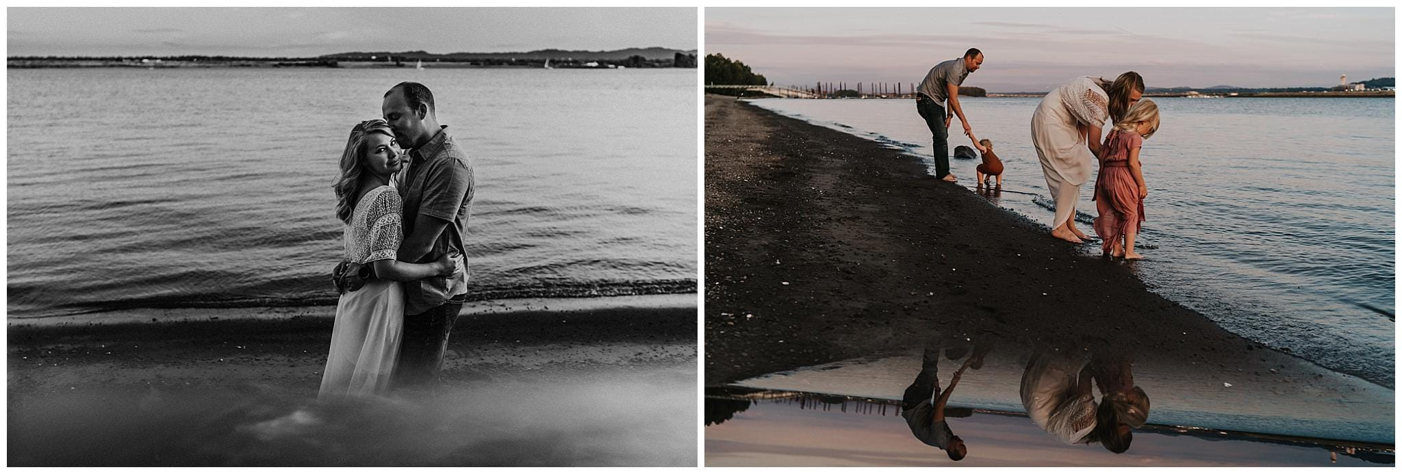 cellphone reflection photography - portland photographer