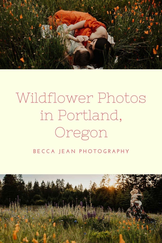 woldflowers near portland oregon